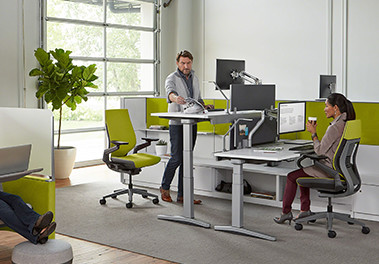 Workplace ergonomics - a bottom line issue