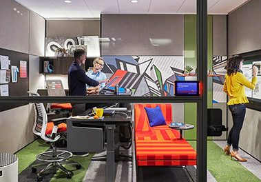 Collaborative workspaces a global trend to watch in SA offices in 2017