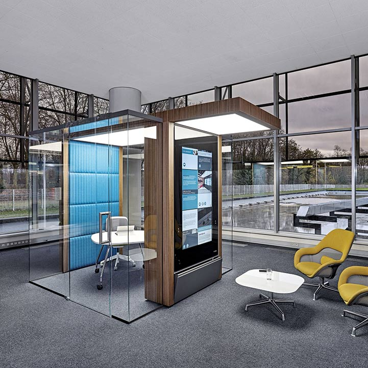Inspiration Office brands clestra